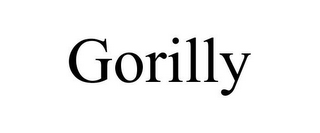 mark for GORILLY, trademark #85748555