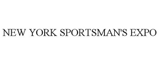 mark for NEW YORK SPORTSMAN'S EXPO, trademark #85748784