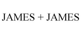 mark for JAMES + JAMES, trademark #85748848