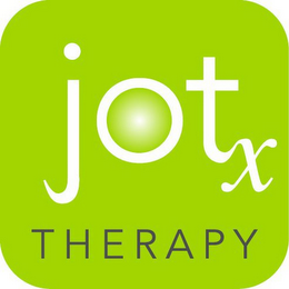 mark for JOTX THERAPY, trademark #85749017