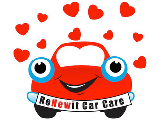 mark for RENEWIT CAR CARE, trademark #85749036
