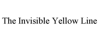 mark for THE INVISIBLE YELLOW LINE, trademark #85749099