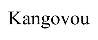 mark for KANGOVOU, trademark #85749155