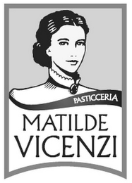 mark for PASTICCERIA MATILDE VICENZI, trademark #85749323