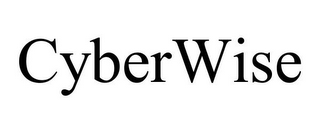 mark for CYBERWISE, trademark #85749425