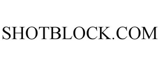 mark for SHOTBLOCK.COM, trademark #85749491