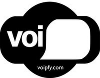 mark for VOI VOIPFY.COM, trademark #85749536