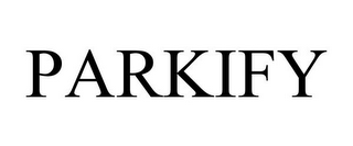 mark for PARKIFY, trademark #85749542