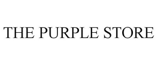 mark for THE PURPLE STORE, trademark #85749839
