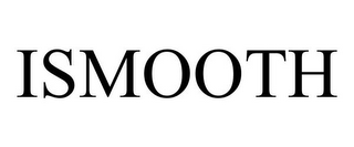 mark for ISMOOTH, trademark #85749846