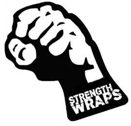 mark for STRENGTH WRAPS, trademark #85749905