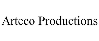 mark for ARTECO PRODUCTIONS, trademark #85749972