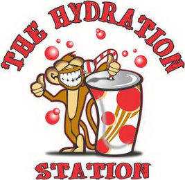 mark for THE HYDRATION STATION, trademark #85750029