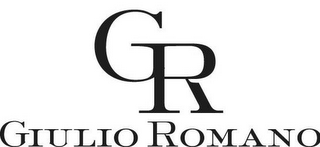 mark for GR GIULIO ROMANO, trademark #85750112