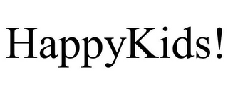 mark for HAPPYKIDS!, trademark #85750133