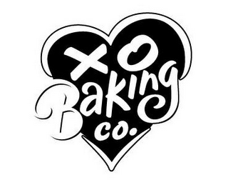 mark for XO BAKING CO., trademark #85750206