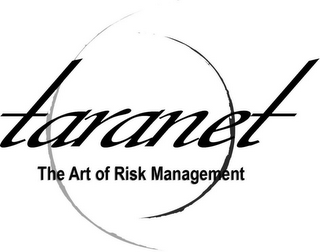 mark for TARANET THE ART OF RISK MANAGEMENT, trademark #85750599