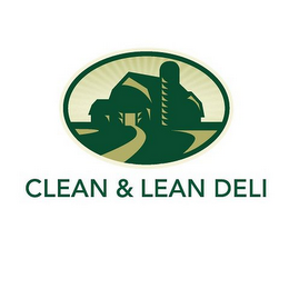 mark for CLEAN & LEAN DELI, trademark #85750851