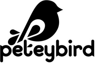 mark for PETEYBIRD, trademark #85751042