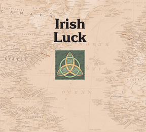 mark for IRISH LUCK, trademark #85751116