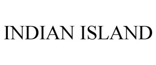 mark for INDIAN ISLAND, trademark #85751121