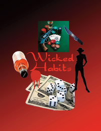 mark for WICKED HABITS, trademark #85751127
