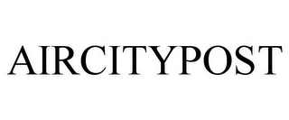 mark for AIRCITYPOST, trademark #85751183