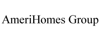 mark for AMERIHOMES GROUP, trademark #85751290