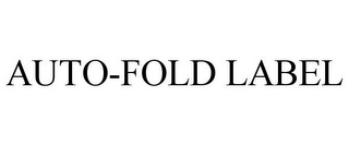 mark for AUTO-FOLD LABEL, trademark #85751297