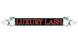 mark for LUXURY LASH, trademark #85751311