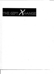 mark for THE GIFT XHANGE, trademark #85751629