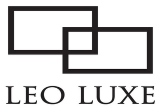 mark for LEO LUXE, trademark #85751674