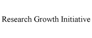mark for RESEARCH GROWTH INITIATIVE, trademark #85751717