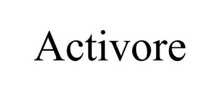 mark for ACTIVORE, trademark #85751770