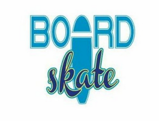 mark for BOARD SKATE, trademark #85751955