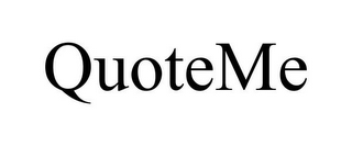 mark for QUOTEME, trademark #85752003