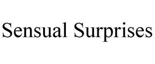 mark for SENSUAL SURPRISES, trademark #85752117