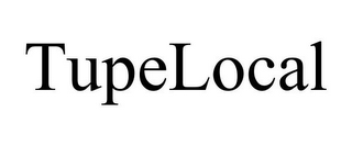 mark for TUPELOCAL, trademark #85752130