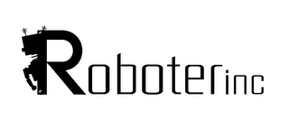 mark for ROBOTER INC, trademark #85752164