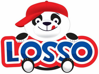 mark for LOSSO, trademark #85752194