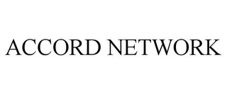 mark for ACCORD NETWORK, trademark #85752217