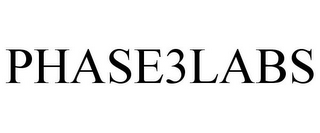 mark for PHASE3LABS, trademark #85752259