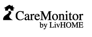 mark for CAREMONITOR BY LIVHOME, trademark #85752798