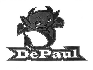 mark for DEPAUL, trademark #85752903