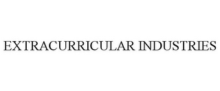 mark for EXTRACURRICULAR INDUSTRIES, trademark #85753147