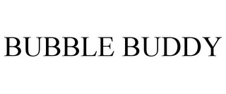 mark for BUBBLE BUDDY, trademark #85753167