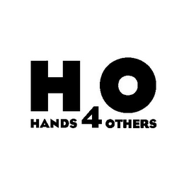 mark for HO HANDS 4 OTHERS, trademark #85753180