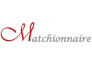 mark for MATCHIONNAIRE, trademark #85753209
