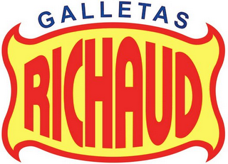 mark for GALLETAS RICHAUD, trademark #85753256