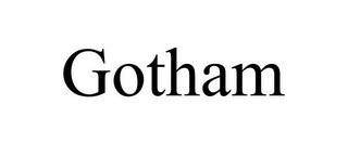 mark for GOTHAM, trademark #85753421